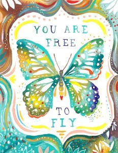 Eres Libre Para Volar
