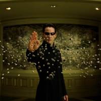 Neo detiene las balas - Neo stops bullets