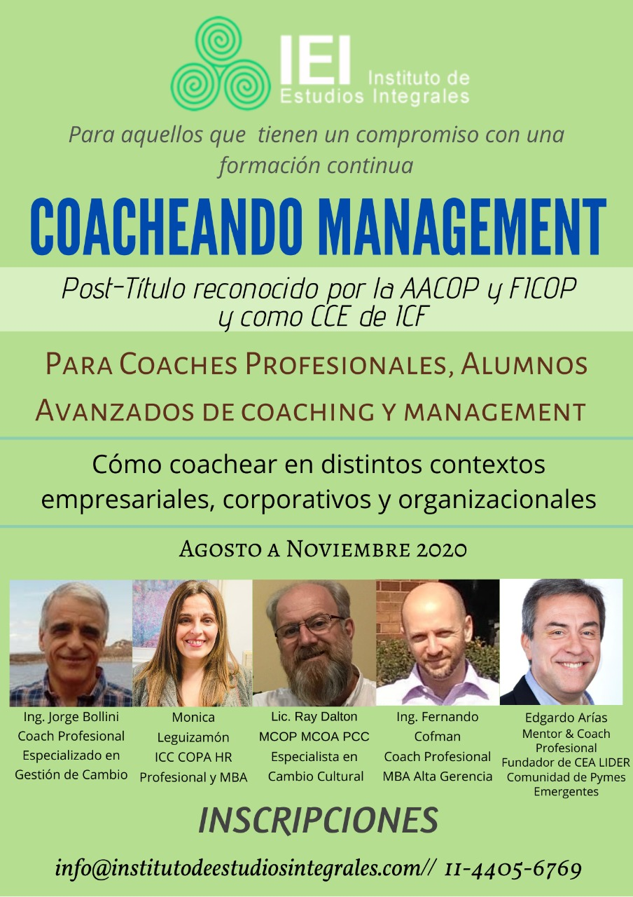 COACHEANDO MANAGEMENT